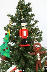 how to build a lego nutcracker ornament