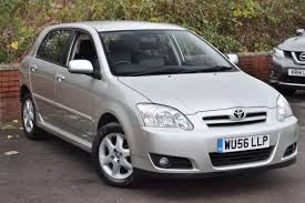 used toyota wessex garages used toyota corolla t3 colour collection at