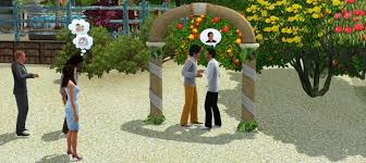 wedding arches in sims 3 sims 3 island paradise resorts guest reviews rating