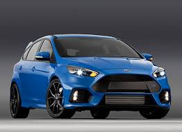 high performance 2016 ford focus rs spools up 315 hp consumer