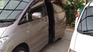 porta mini auto porta automatica mini toyota estima automatic sliding door