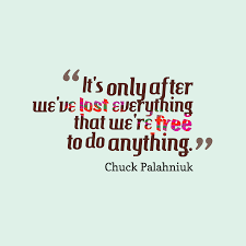 Quotes After Losing A Loved One by 14 Best Chuck Palahniuk Quotes Images