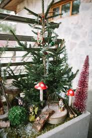 Fairy Garden Ideas by Christmas In The Fairy Garden See Jane Blog