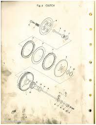 1971 yamaha jt1 mini enduro 60cc two stroke motorcycle parts manual