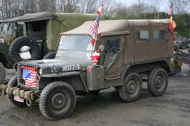 jeep military the bastogne 65th anniversary commemoration