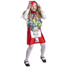 amazon com gumball machine costume size toddler 4 toys u0026 games