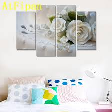 White Rose Furniture Online Get Cheap White Rose Flowers Pictures Aliexpress Com