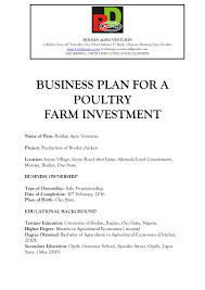 agriculture business plan template including 6 special bo cmerge