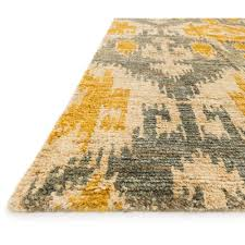 Area Rug Grey by Loloi Xavier Rug Grey U0026 Gold Xv 04 Transitional Area Rugs