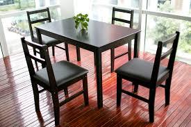dining room sets 4 chairs merax wf006830baa wf006831baa