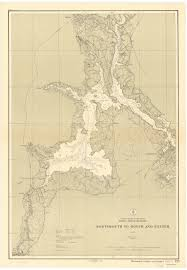 Map Portland Maine by Historical Nautical Charts Of Maine Portsmouth Nh To Portland