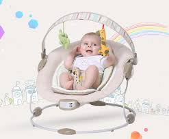 Can Baby Sleep In Vibrating Chair Aliexpress Com Buy Free Shipping Blue Luxury Baby Cradle Swing