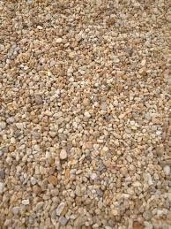 Pea Gravel Concrete Patio by Stone Gravel Sand Corner Supply Landscape Yard