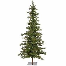 vickerman shawnee fir 6 green alpine artificial tree