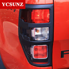 ford ranger covers aliexpress com buy for ford ranger t6 accessories abs matte