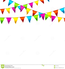 International Bunting Flags Colorful Flags Of Different Countries World Garland With