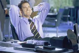 Legs On Desk Body Language Ownership Territory And Height Signals