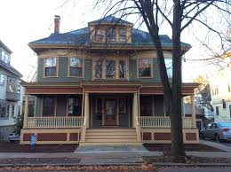 early 20th century historic house colors best exterior house