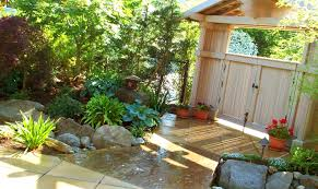 Backyard Landscaping Ideas For Privacy by Garden Design Garden Design With Landscaping Ideas For Backyard