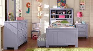 bookcase bedroom set cottage colors lavender 5 pc full bookcase bedroom teen bedroom