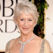 bob haircuts for sixty year olds short bob hairstyle for women over 60 helen mirren atypical 60