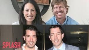 who makes more property brothers vs chip and joanna gaines