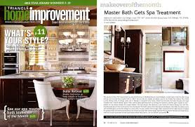 Home Interior Design Raleigh Nc by Triangle Home Improvement Magazine Lauren Mckay Master Bathroom