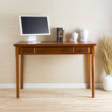 furniture cream wooden simple modern study desk with gray