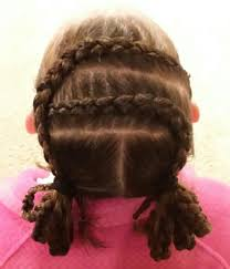 gymnastics picture hair style 32 best gymnastics hair images on pinterest hair easy