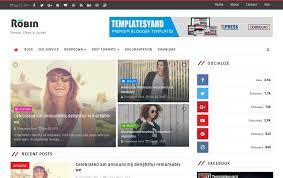 300 best free responsive blogger templates 2017 css author