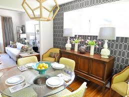Home Office In Dining Room by Mid Century Modern Home Office In Mid Century Home 1800x1197