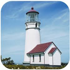 map of oregon lighthouses oregon lighthouses oregon coast lighthouses