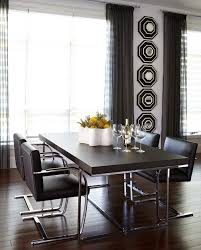 mirror wall decor dining room contemporary with wall mirror modern