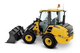 wheel loader for construction diesel tier 3 l20f volvo