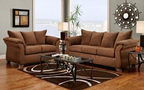 Sofa And Loveseat Sets Roundhill Furniture