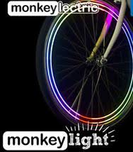 Monkey Bike Lights Bike Lights