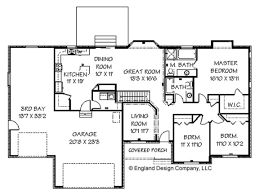 100 open ranch floor plans with basement flooring