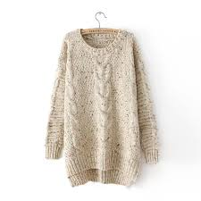 plus size cable knit sweater aliexpress com buy 2016 autumn plus size cable knitted