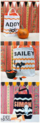 Halloween Treat Bag Craft The 25 Best Trick Or Treat Bags Ideas On Pinterest Trick Or