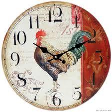 Pendule Murale Cuisine by Horloge Murale Cuisine Topiwall