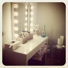 Best Sit To Stand Desk by Makeup Vanity Set With Lighted Mirror The Best Of Bed And Bath