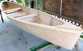 build a boat from boat plans plywood instead of wood woodworking