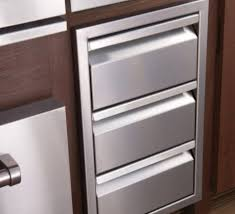 Outdoor Stainless Steel Kitchen - awesome outdoor kitchen drawers images home decorating ideas