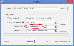 install windows 10 without bootc create uefi or legacy bootable usb drive for windows 10 setup