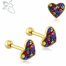 ear studs aliexpress buy fashion fashionable design ear studs