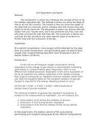 Lab Report Sample Biology Prac Report Template Acknowledge Sample 2 Writing Report And