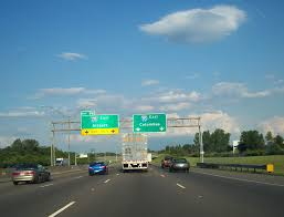Columbus Ohio Traffic Map by Interstate Guide Interstate 670 Ohio