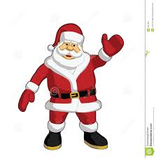 santa clause pictures santa claus waving royalty free stock photography image 1097897
