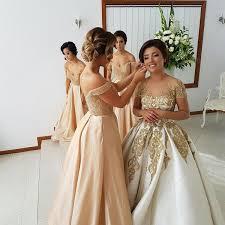 the shoulder bridesmaid dresses bridesmaid dresses gown