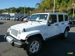 white and black jeep wrangler 2014 bright white jeep wrangler unlimited sahara 4x4 86260672